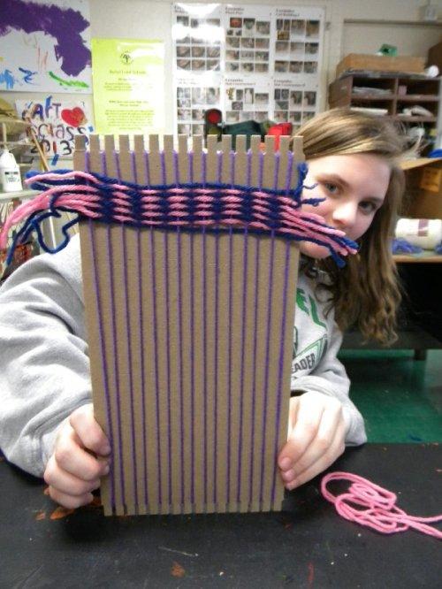 7th grade weaving 12.18.13 004