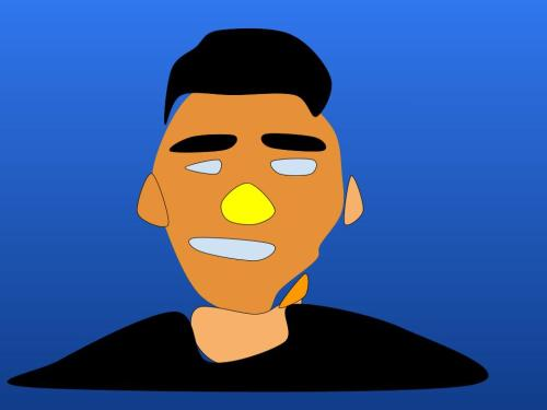 Self portrait (1)